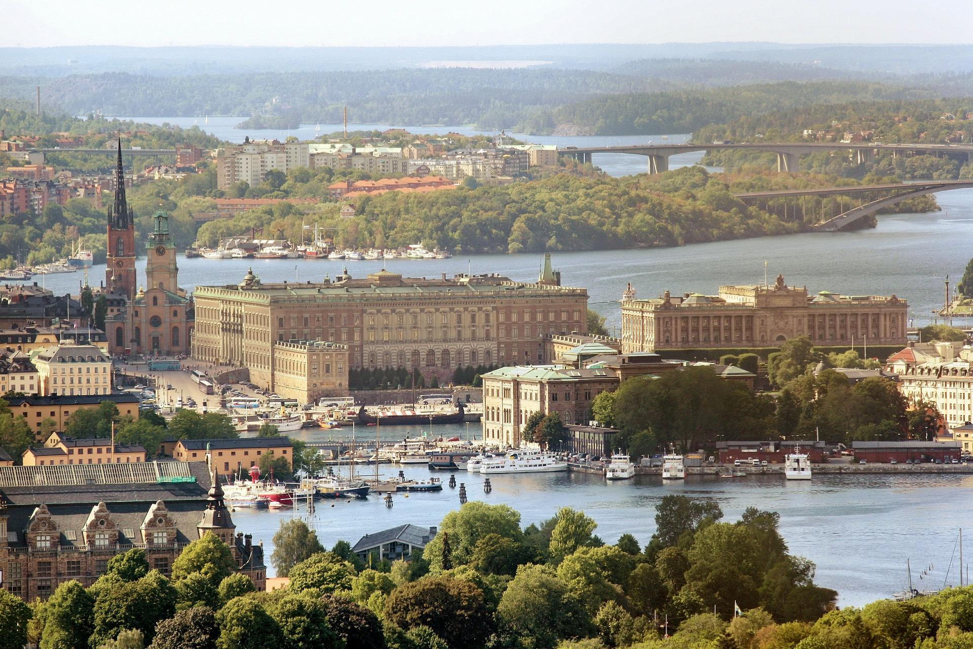 1. Stockholm
