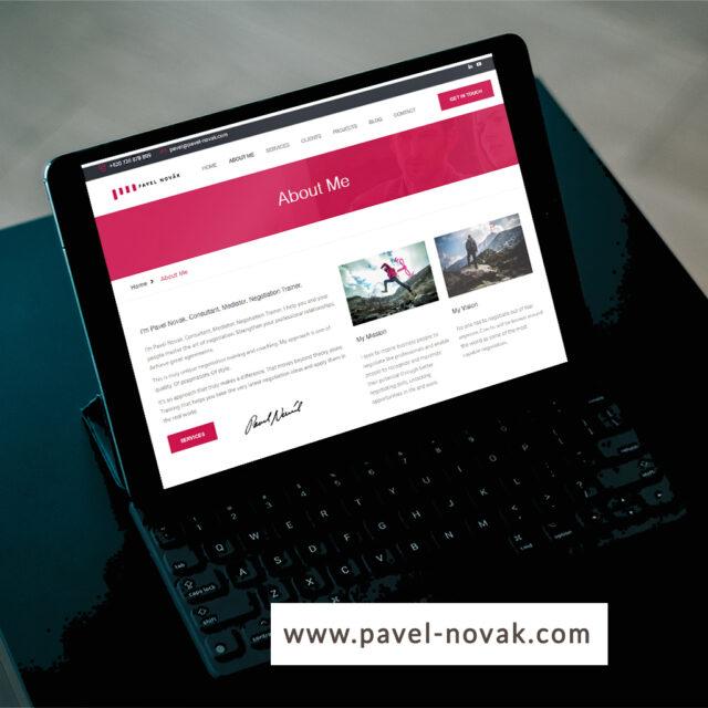 Webové stránky pro podnikatele