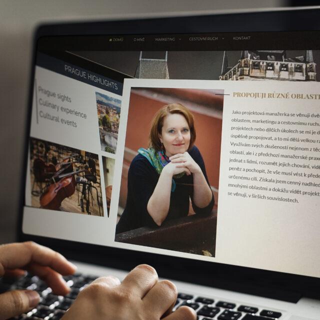 Webové stránky pro podnikatele a malé oraanizace